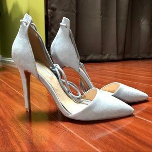 Size 7 Sky Blue Heels